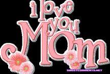 mamma og andre nære