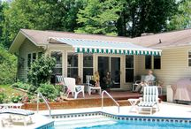 Shade Options / How many ways are there to cover a patio? We don't know for sure but most of them are right here!