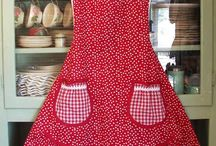 Aprons / by Imperfectly Happy