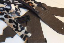 Guitar straps / Handmade guitarstraps