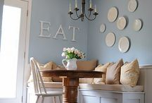 kitchen/dining room style