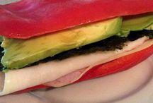 vegetable sanwiches