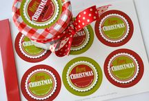 African Christmas / Adorn your gifts with some of these great Macaroon ideas