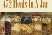 Meals in a Jar / by Lisa McGrew Delepine