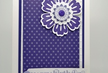 Craft Inspo - Mixed Bunch / Crafts with Stamps of Stampin' Up!