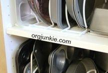 Baking storage
