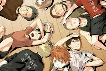 Haikyuu / If the sport volleyball turn into an anime