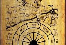WICCA: pendulum