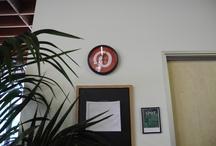 Inside Pinterest's Offices