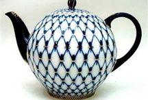 Tea pots / by Cristy Richmond-Fuller