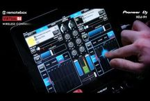 DJ CONTROLLERS / by Platinum Records