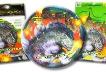 Godzilla Birthday Party Ideas, Decorations, and Supplies