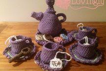 Crochet - jouet