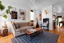Interiors&Exteriors / My favorite style.