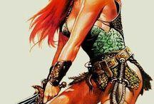 Женщины воины