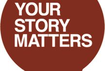 Your Story Matters / Using story to build a brand, to build a speech and to build a new approach to life