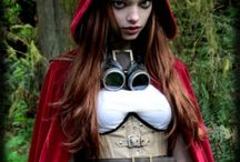 Steampunk / This is the items I what to use on my Steampunk shoots / by Evelynn Mitchell