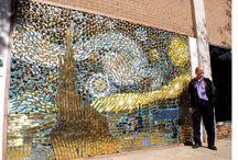 Amazing art around the world!