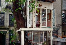 tree houses!!! / by Lesseley Deshotels