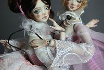 Синдром Петрушки / Художественно сделанные куклы и марионетки: название позаимствовано у Дины Рубиной и ее одноименного бестселлера.