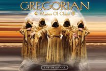 Gregorian music