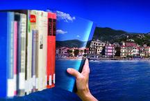 Alassio / Lavori realizzati per La Biblioteca Renzo Deaglio: la Biblioteca sul mare.