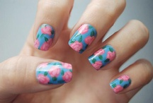 nail art to try / by Amber Neva
