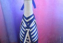 Бутылки должносные