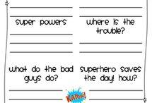 Superhero Learning Ideas!