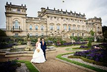 Weddings at Harewood / A country house is one of the most romantic places to get married. Harewood is no exception! / by Harewood House