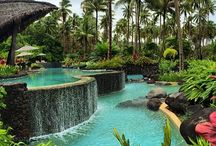 Tropical islands hotels