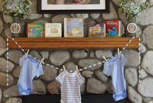 Party - Baby Shower - Boy / This Board is for Alona's baby shower for Jan 30