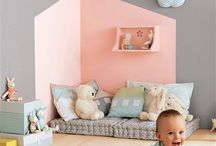 Kids room ideas / by Allison Kuelper