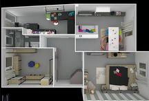 First Project: Traslocare con stile. / http://www.13seven.it/ #interiordesign #homedesign #arredamentointerni #interiordecoration #furniture #homedecoration #lovedesign