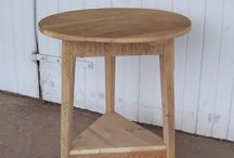 end tables & coffee tables