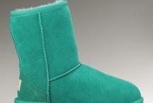 Ugg Boots KIDS CLASSIC EMERALD