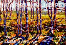 Paintings / Original Caroline Jasper paintings
