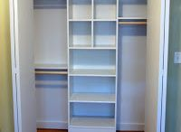 DIY organization / Clothes and closets