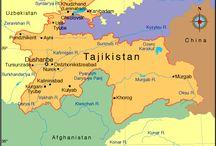 Tajikistan / by Faye Gurry