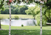 wedding alters