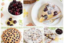Pies & Tarts / Sweet Treats