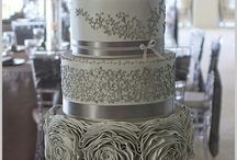 Wedding cakes / Yummy desserts for weddings
