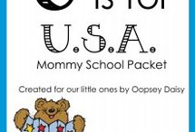 mommy school / by Melissa Riley