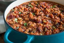 Recipes / Begin bean chilli