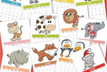 Useful Printables / Useful free printables for families, teachers, and kids. / by www.ActivityVillage.co.uk