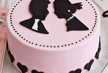 Black&Pink Wedding - Inspirace / Inspirační album růžové svatby s černými doplňky