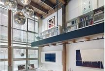 Warehouse loft style