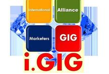 i.GIG EzEntry Online / i.GIG Rapid Sponsoring System   All about iGIG posts and activities.
