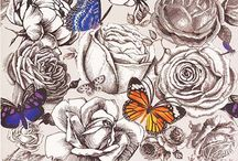wallpaper / by Cassandra Barry