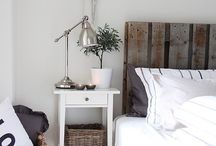 where the magic happens / ideas for our master bedroom makeover.  / by Randi Hladik